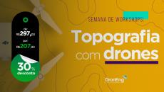 Semana de Workshops: Topografia com drones