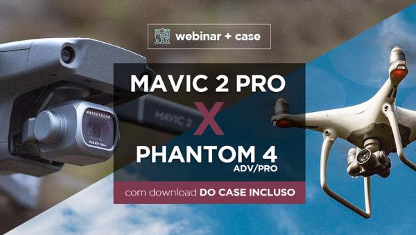Mavic 2 PRO vs Phantom 4 ADV/PRO