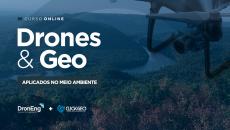 Drones & Geo aplicados no Meio Ambiente