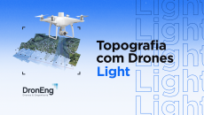 Topografia com Drones Light