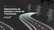 Mapeamento de Estradas e Linhas de Transmissão