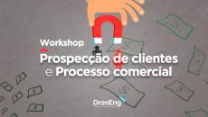 Prospecção de clientes e processo comercial