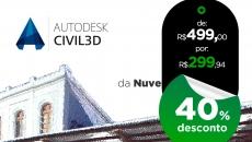 AutoCAD Civil 3D 2019: Manipulação de Nuvem de Pontos