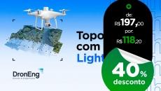 Topografia com Drones Light