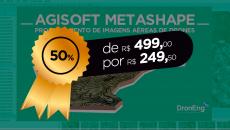 Agisoft Metashape: Processamento de Imagens Aéreas de Drones