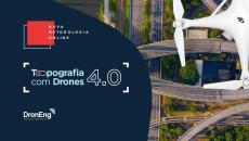 Topografia com Drones 4.0